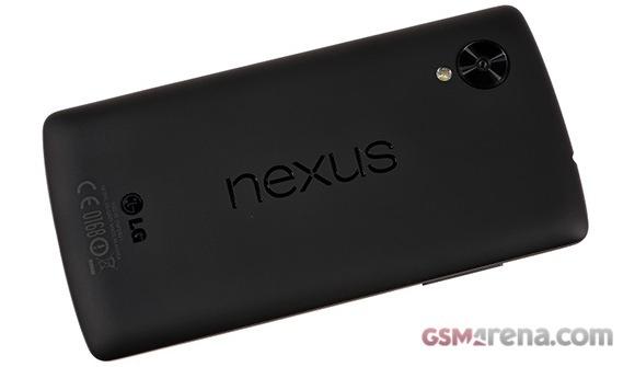 Hình ảnh được cho là Nexus 5,2 inch được sản xuất bởi LG