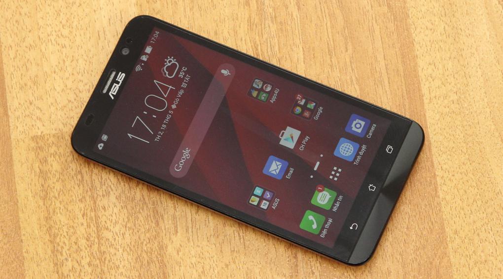 Thiết kế Asus ZenFone 2