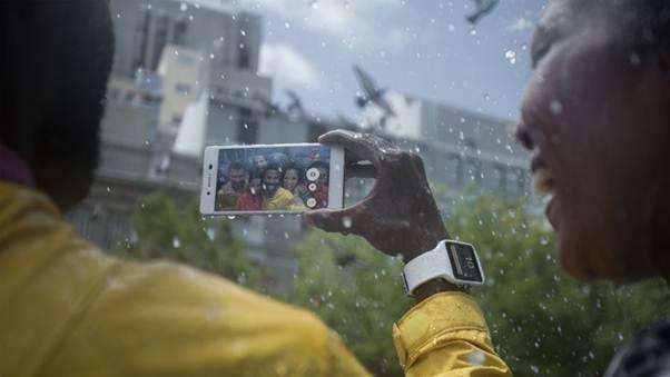 Khả năng chống nước Sony Xperia Z3+