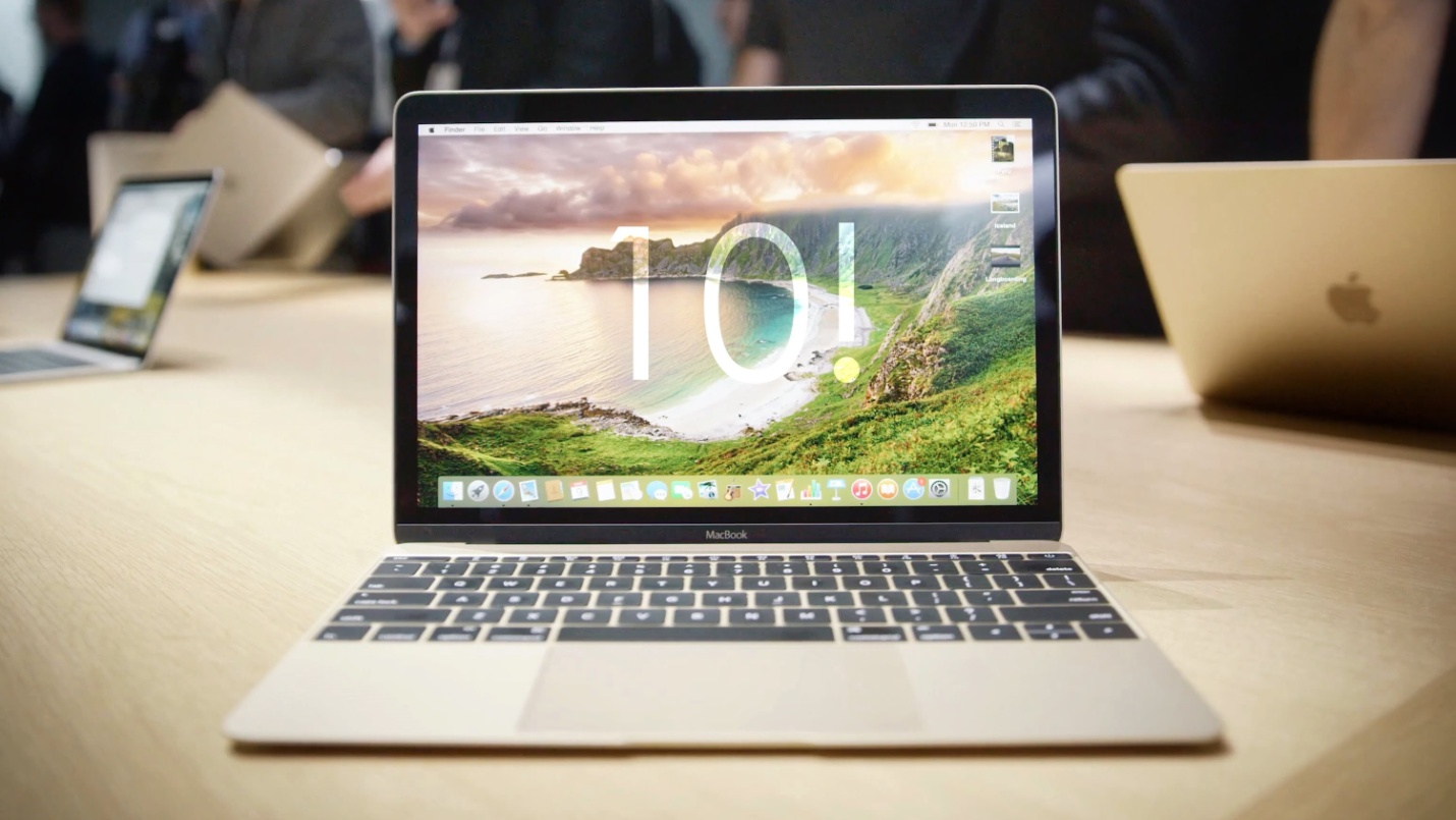 Macbook 12-inch (The New Macbook)