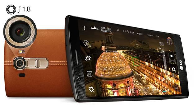 Camera LG G4