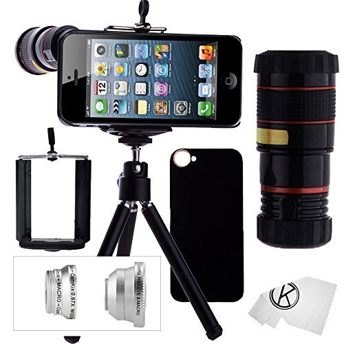 CamKix 9 Piece Camera Lens Kit