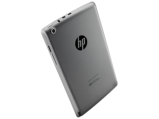 Thiết kế HP Slate 7 Extreme
