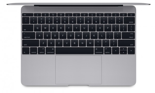 Thiết kế của Macbook 12 inch