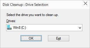 xóa file Windows.old trên Windows 10