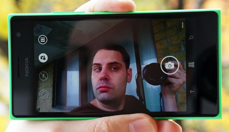 Lumia Selfie