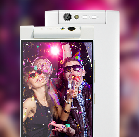Camera Gionee Elife E7 Mini