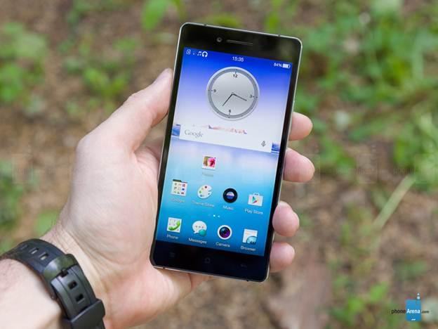 Đánh giá chi tiết điện thoại tầm trung Oppo R1x