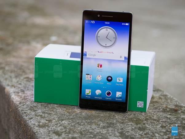 iện thoại Oppo R1x có điểm gì nổi trội