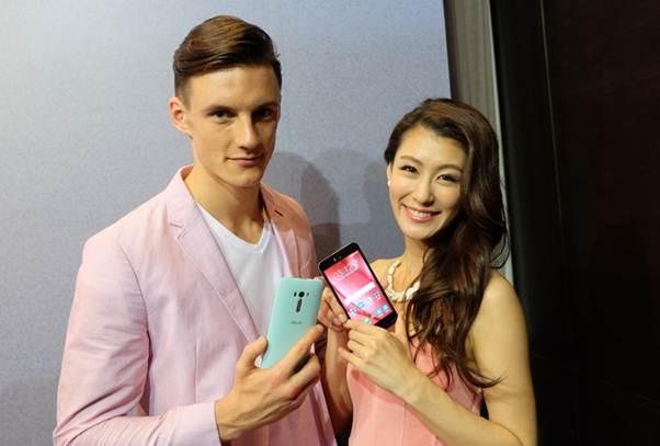 điểm nổi bật chính trên ZenFone Selfie