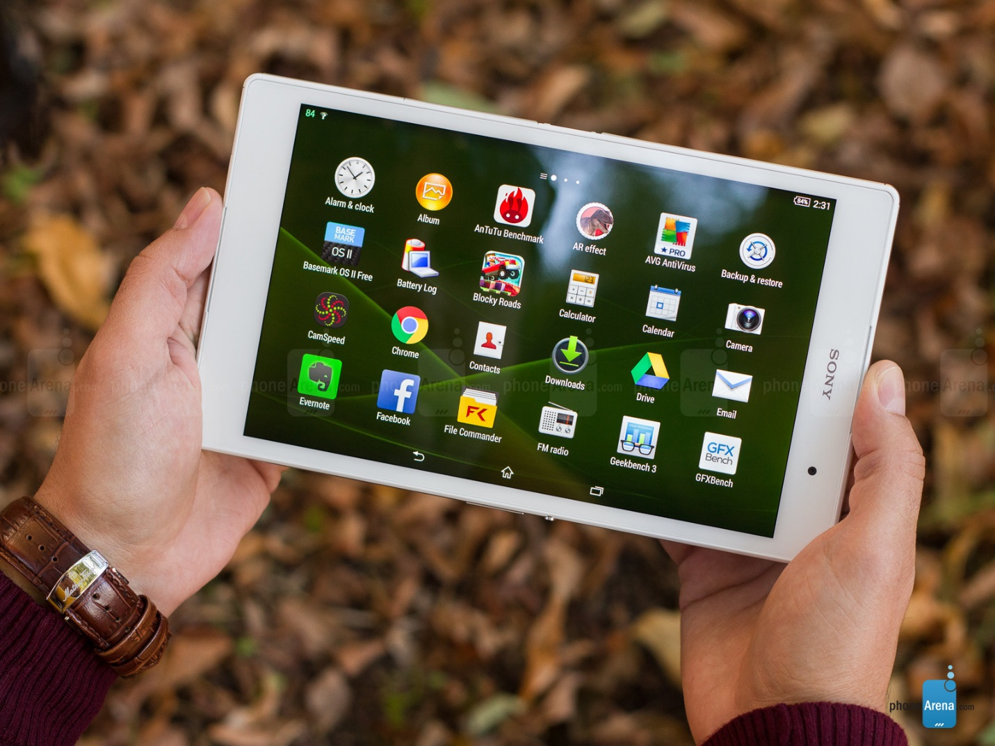 Man hinh Sony Xperia Z3 Tablet Compact