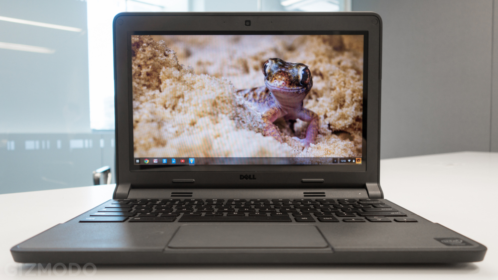 Thiết kế Dell Chromebook 11 2015