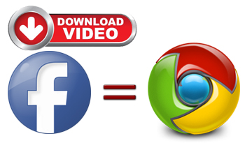 Download video Facebook bằng Google Chrome