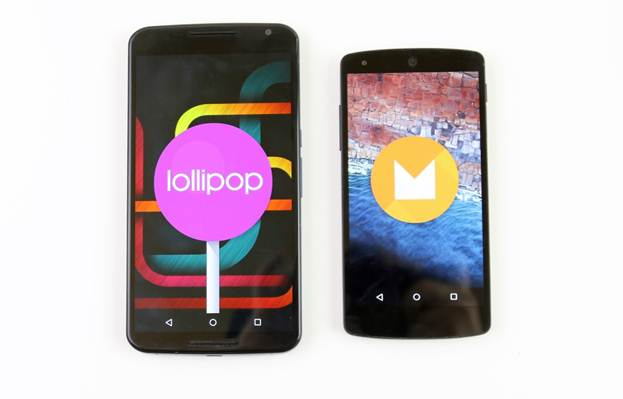 So sánh Android M và Android Lollipop