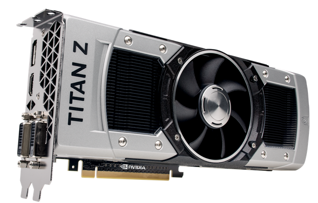 NVIDIA GEFORCE GTXTITAN Z