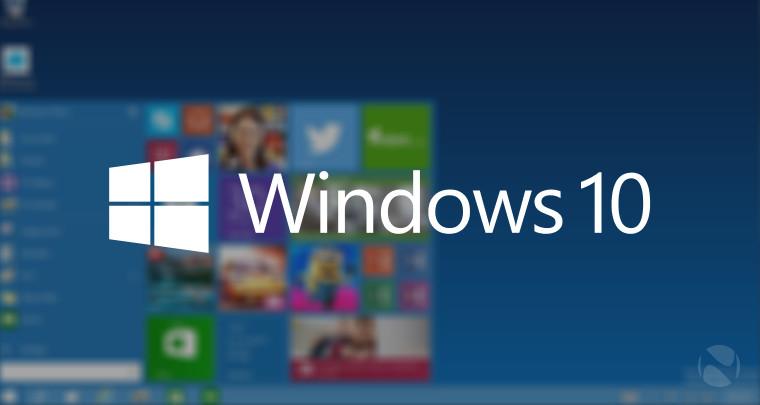 He dieu hanh Windows 10
