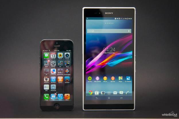 Màn hình Sony Xperia Z Ultra