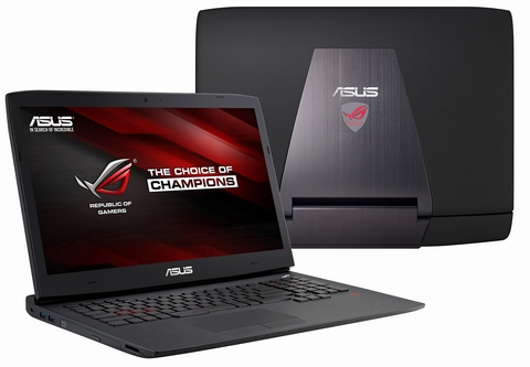 Asus Gaming Notebook G751