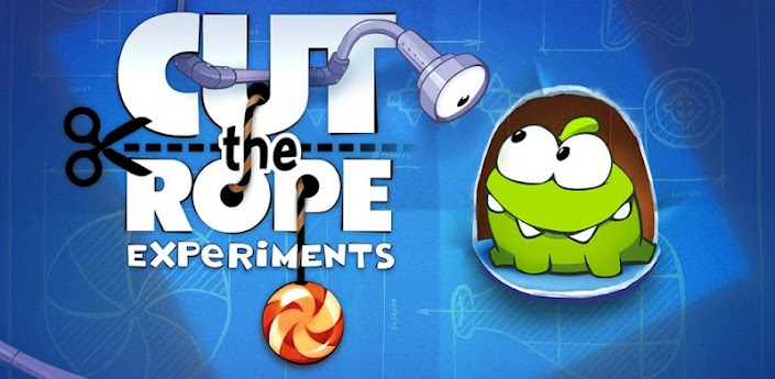 Tựa game Cut the Rope