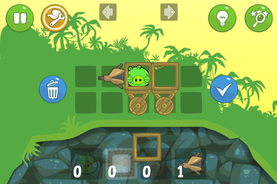 Game giải đố Bad Piggies