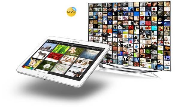 Tính năng điều khiển TV từ xa trên Samsung Galaxy Tab 4 10.1 T531