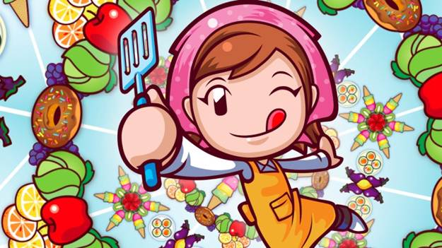 Game Cooking Mama