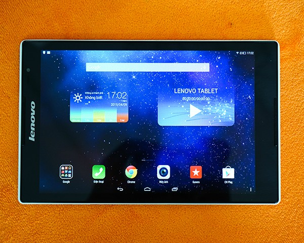 Tính năng Lenovo Tab S8