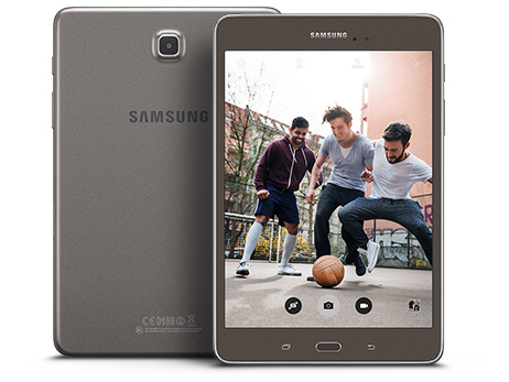 camera Samsung Galaxy Tab A 8.0 inch