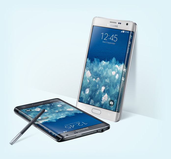 Thiet ke Samsung Galaxy Note Edge