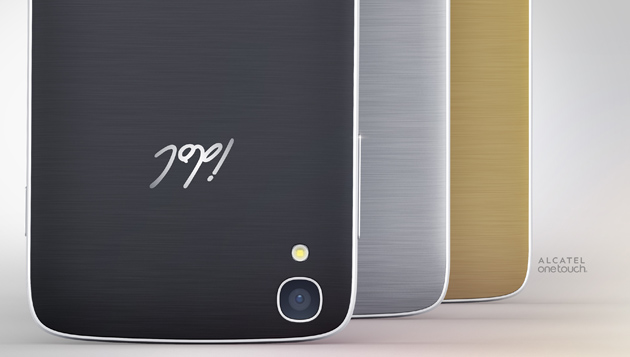 Thiết kế Alcatel OneTouch Idol 3