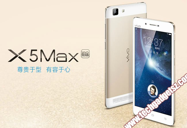 Thong so ky thuat Vivo X5 Max Platinum Edition