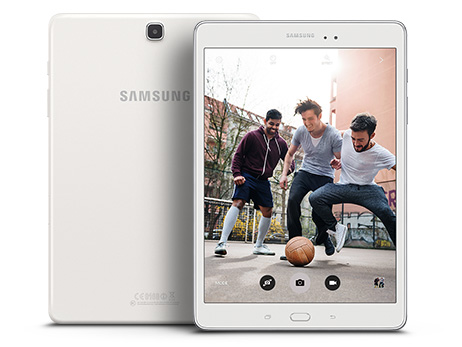 camera Samsung Galaxy tab A 9.7 inch