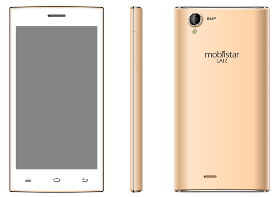 Thiết kế của Mobiistar Lai Z
