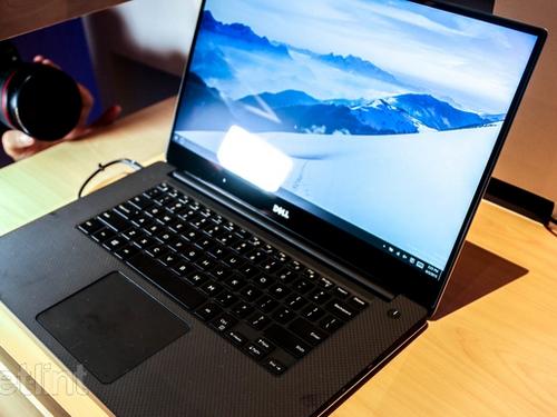 màn hình của Dell XPS 15