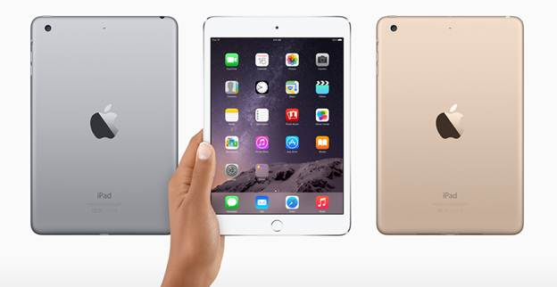 iPad Mini 3 cỏa Apple