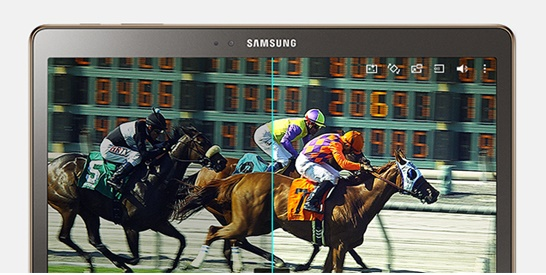 Tính năng trên Samsung Galaxy Tab S 10.5