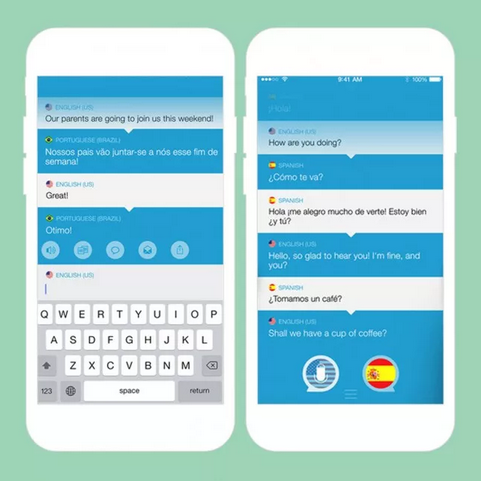 8. Speak and Translate (iOS)