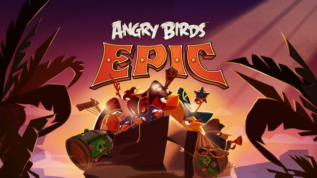 Angry Birds Epic