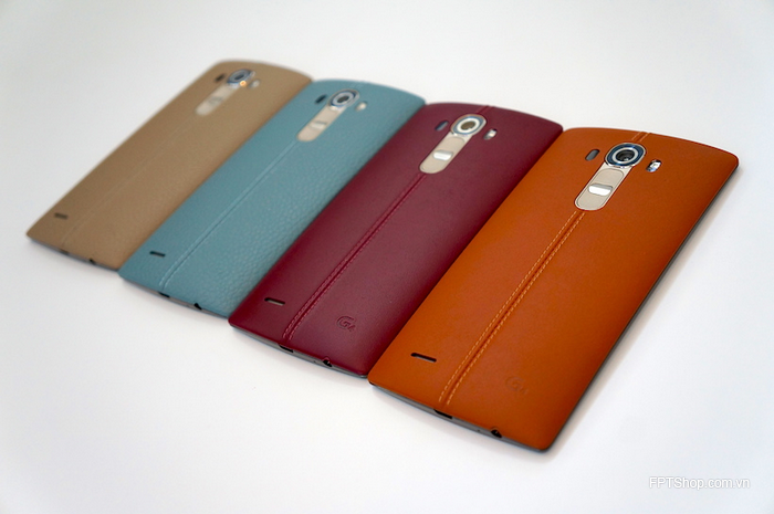 Smartphone LG G4 Leather