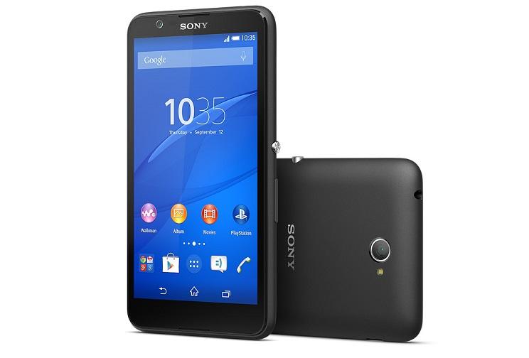 đánh giá Sony Xperia E4 Dual
