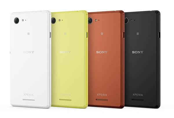 Thiết kế Sony Xperia E3