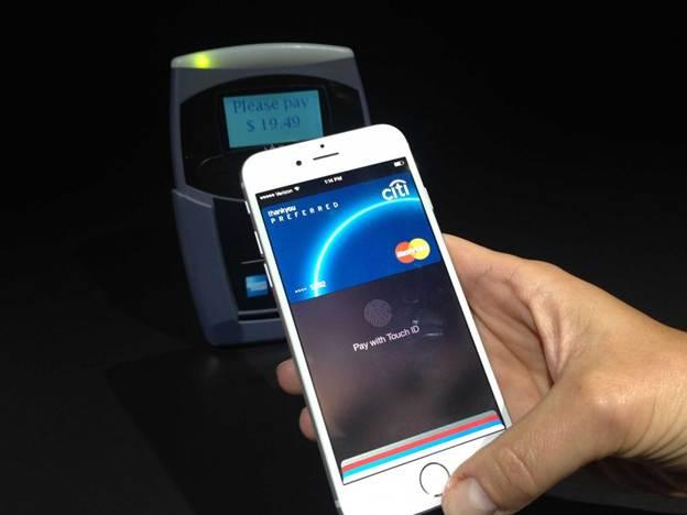 Dịch vụ thanh toán Apple Pay