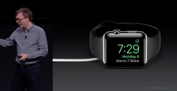 Nâng cấp trên Apple Watch OS 2.0
