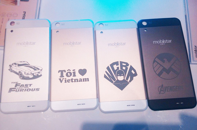 Thiết kế Mobiistar Lai Y