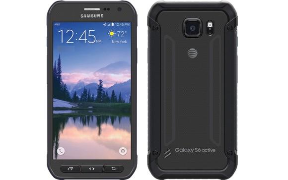 Samsung Galaxy S6 active được thiết kế với chiếc Camera chính 16MP