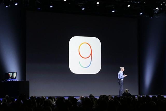 Phiên bản iOS 9