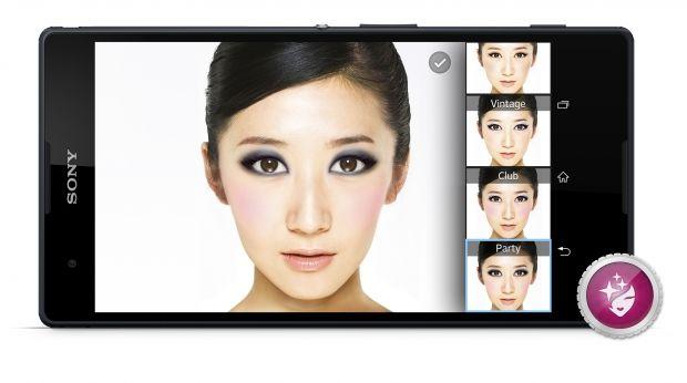 4. Ứng dụng camera phong phú, sáng tạo trên Sony Xperia T2 Ultra Dual