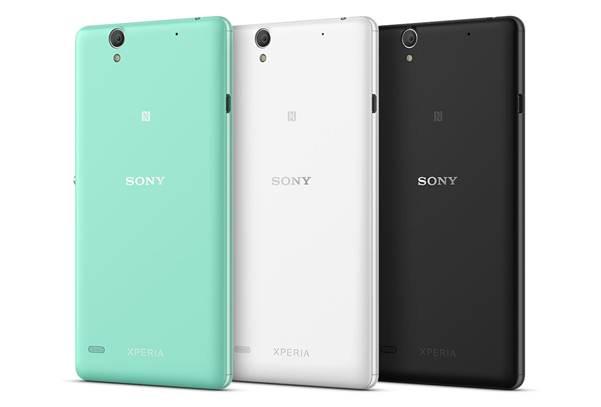 ứng dụng chụp ảnh với Sony Xperia C4 Dual