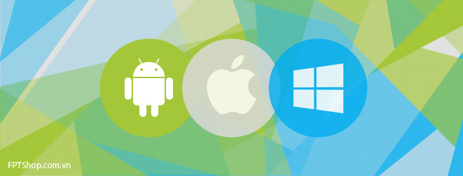 Android vs iOS vs Windows Phone