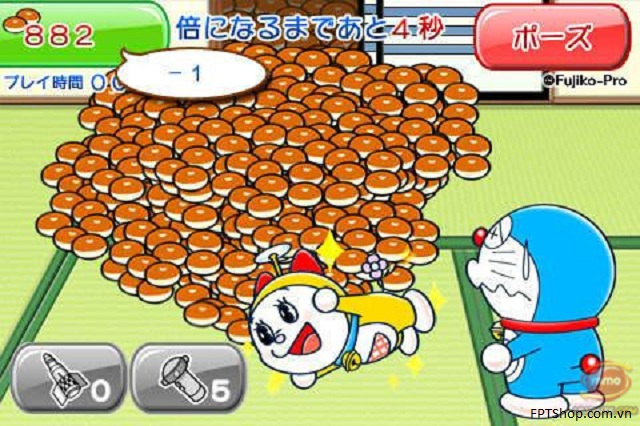 Doraemon Goobdye game